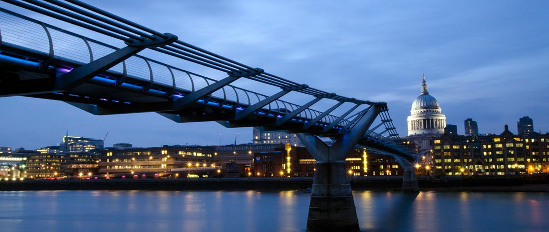 A London bridge - we can bridge your WordPress website knowledge gap