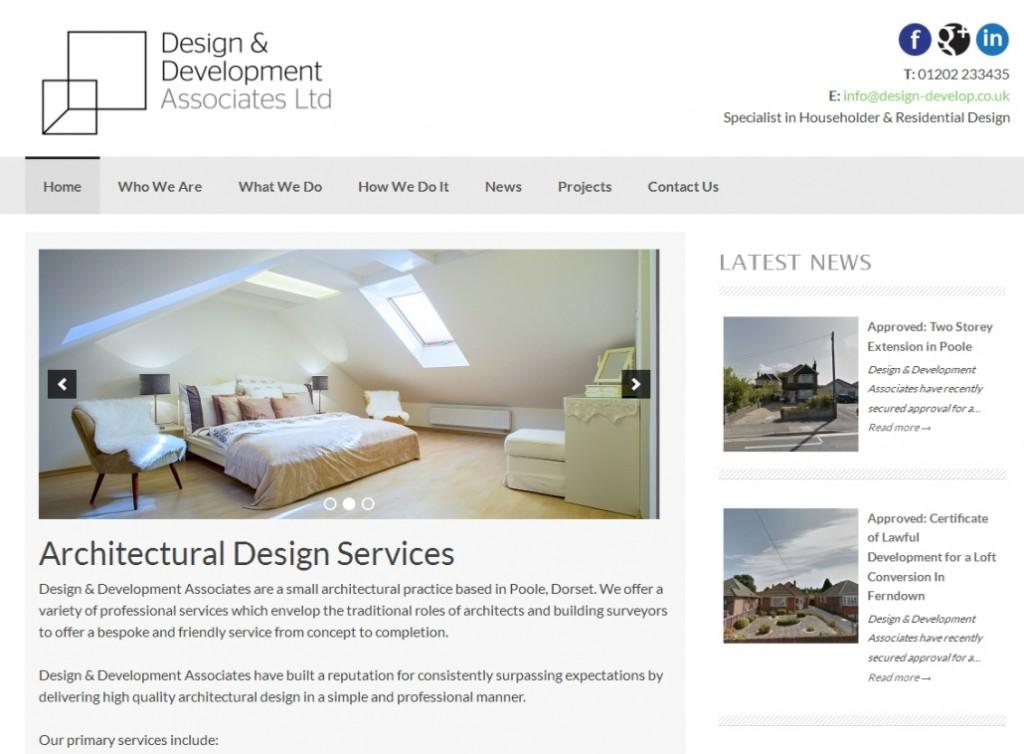 design and development